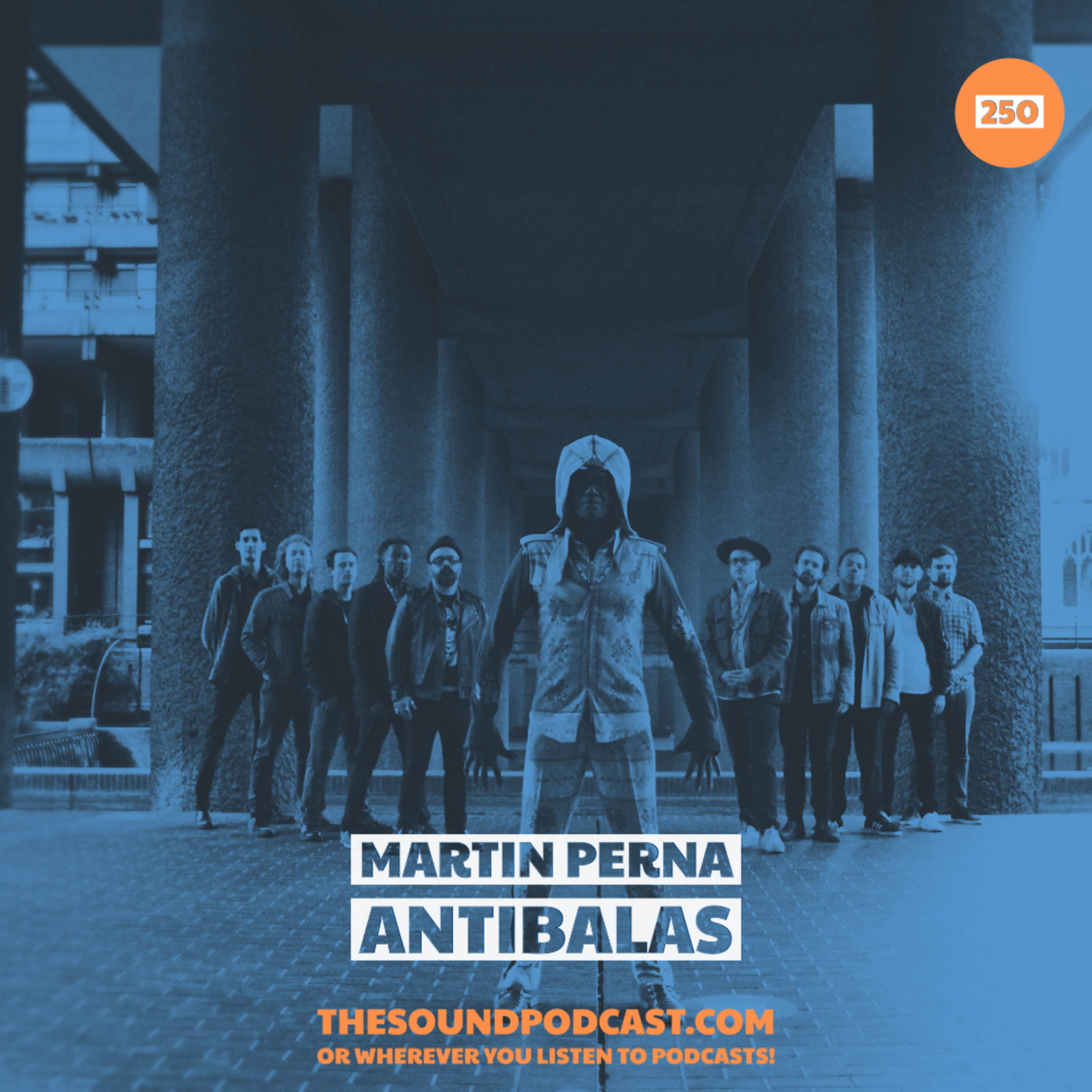 Martin Perna from Antibalas