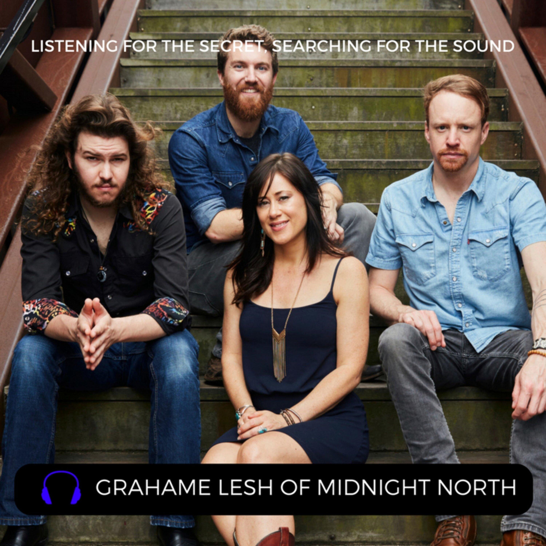 Episode 32: Grahame Lesh of Midnight North Image