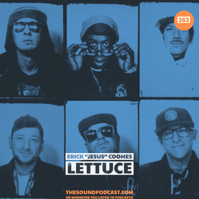 "Erick ""Jesus"" Coomes of Lettuce Image"