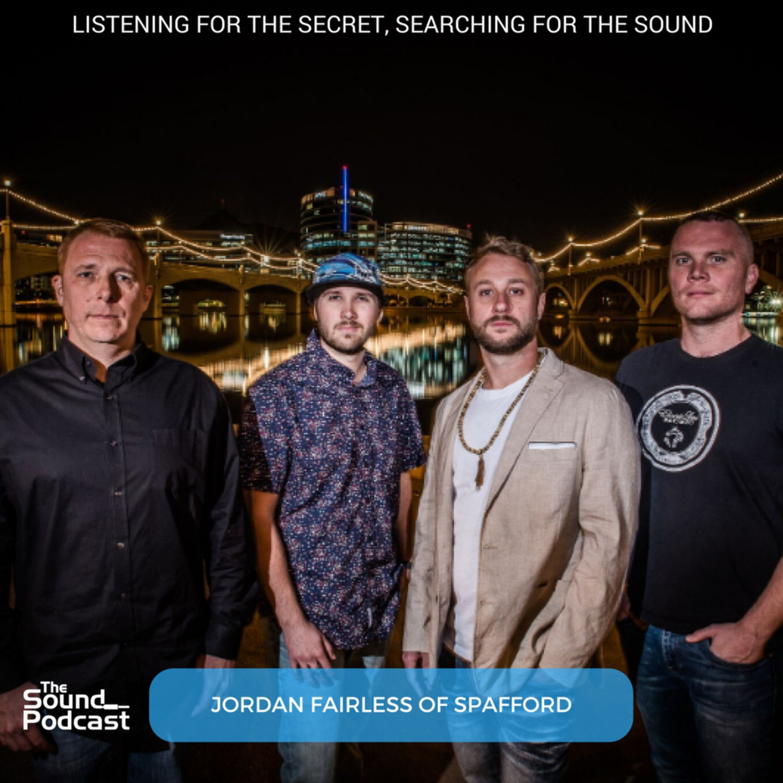 Episode 98: Jordan Fairless of Spafford
