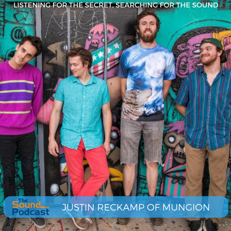 Episode 42: Justin Reckamp of Mungion Image