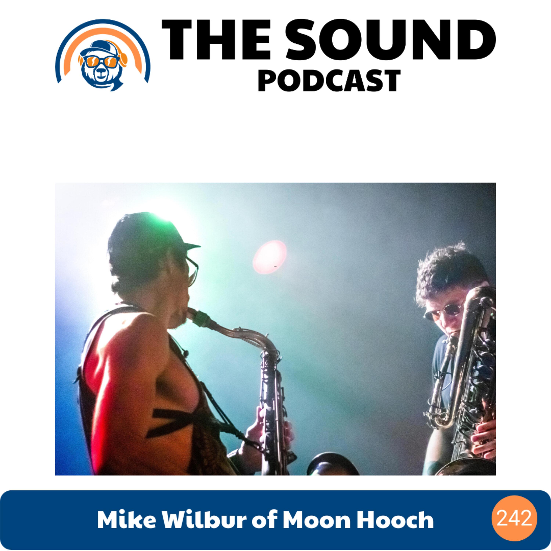 Mike Wilbur of Moon Hooch Image