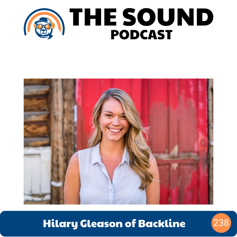 Hilary Gleason of Backline