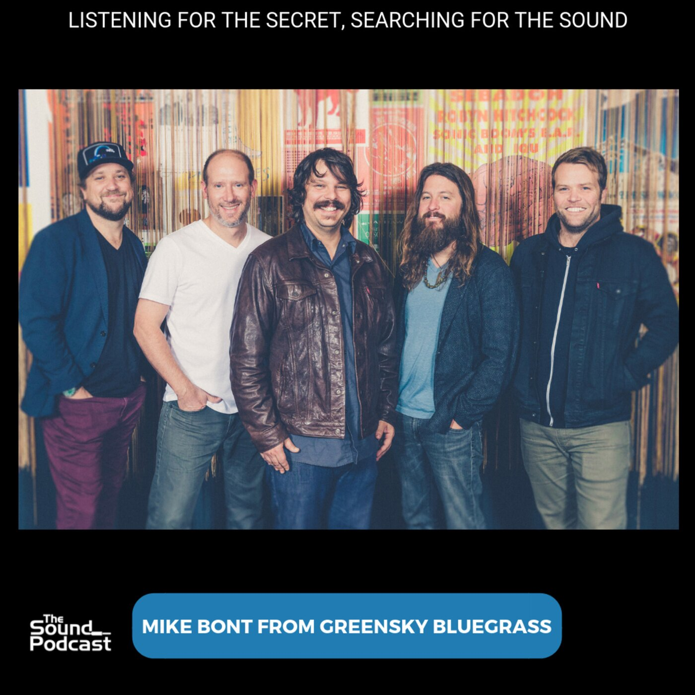 Episode 161: Mike Bont from Greensky Bluegrass