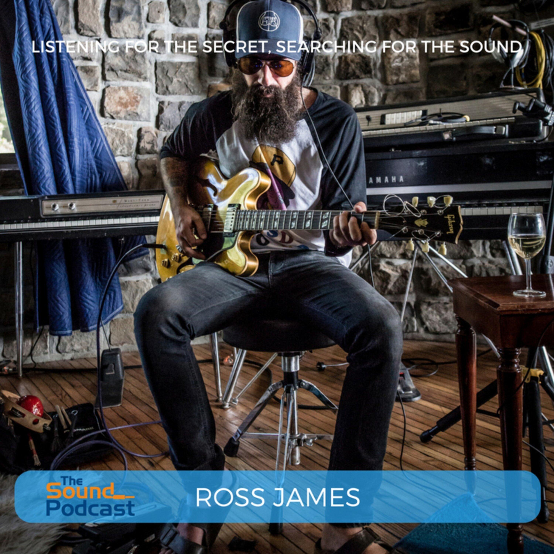 Episode 38: Ross James Image