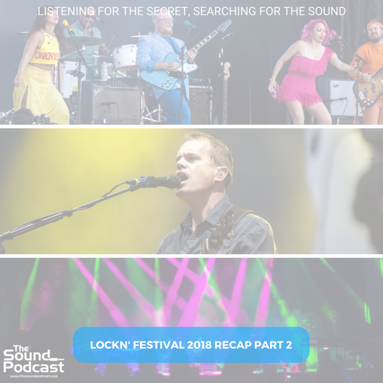 Episode 131: Lockin' Festival 2018 Recap Part 2 Image