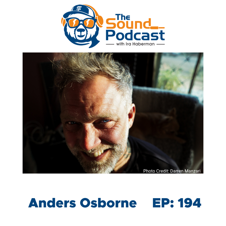 Anders Osborne Image