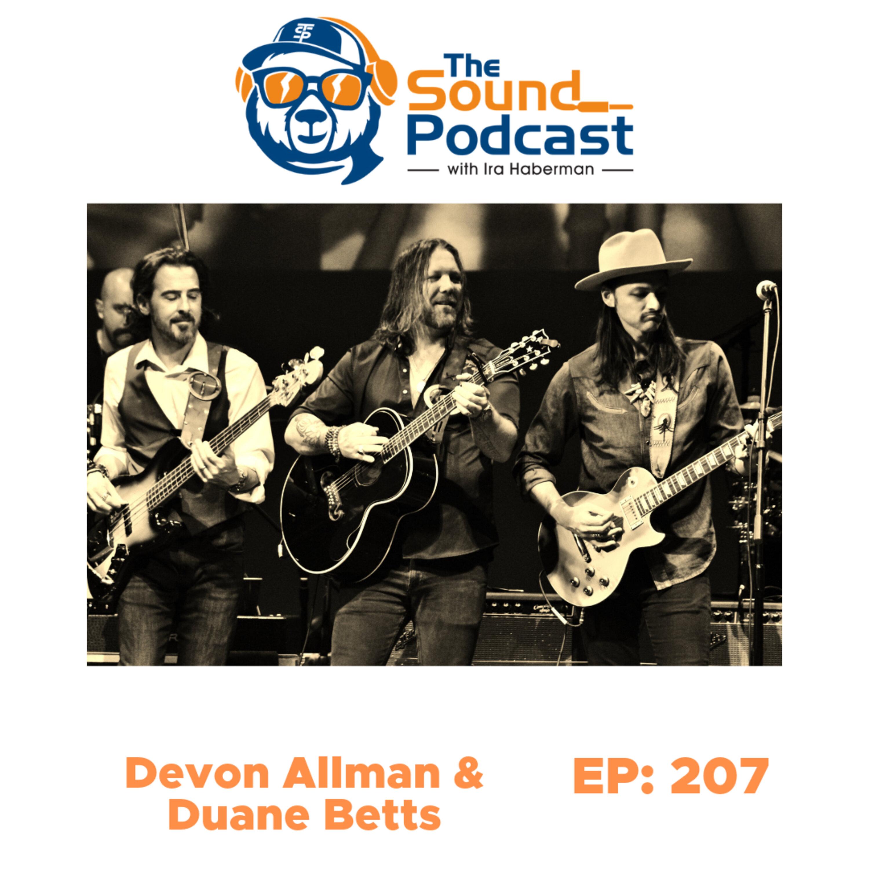 Devon Allman & Duane Betts Image