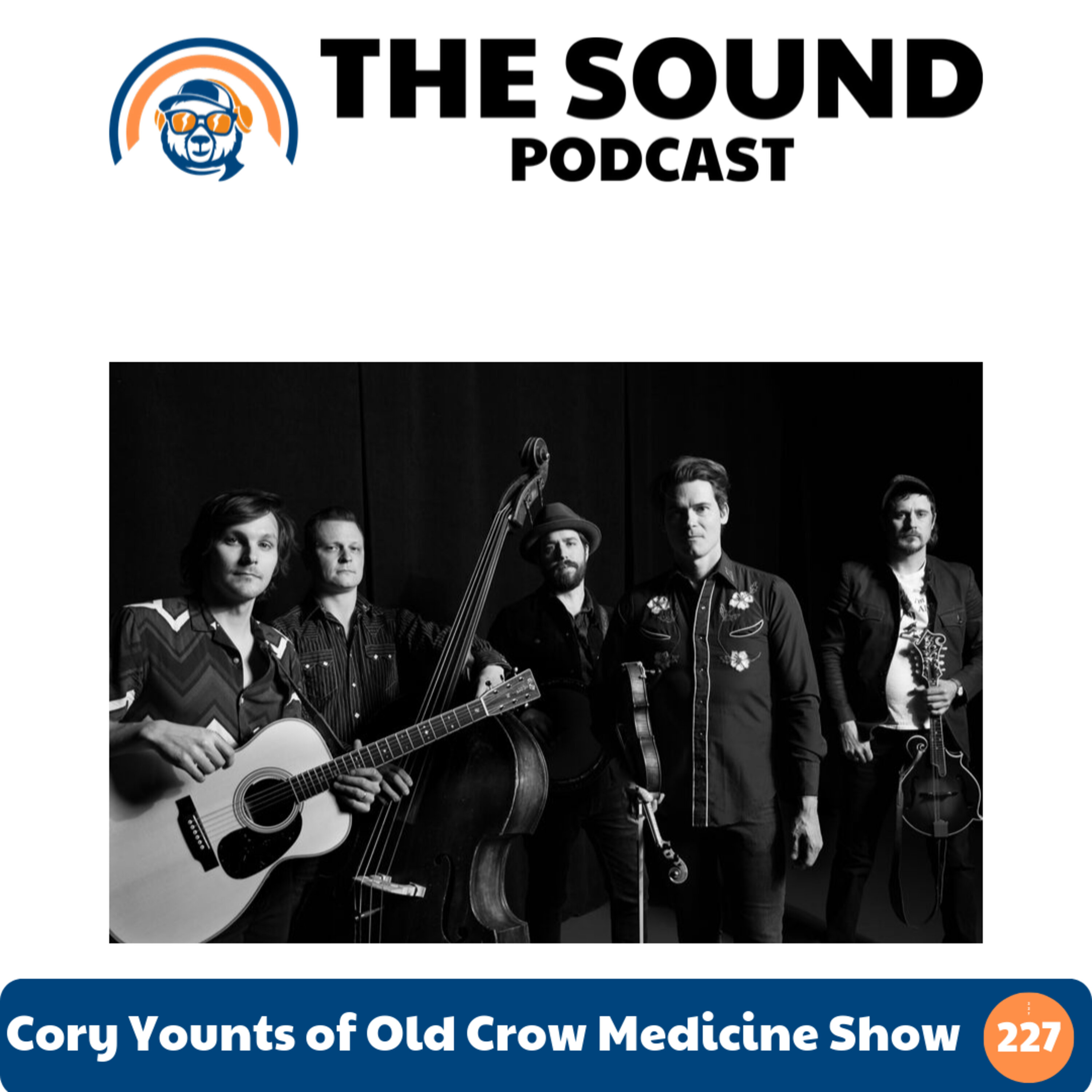 Cory Younts of Old Crow Medicine Show