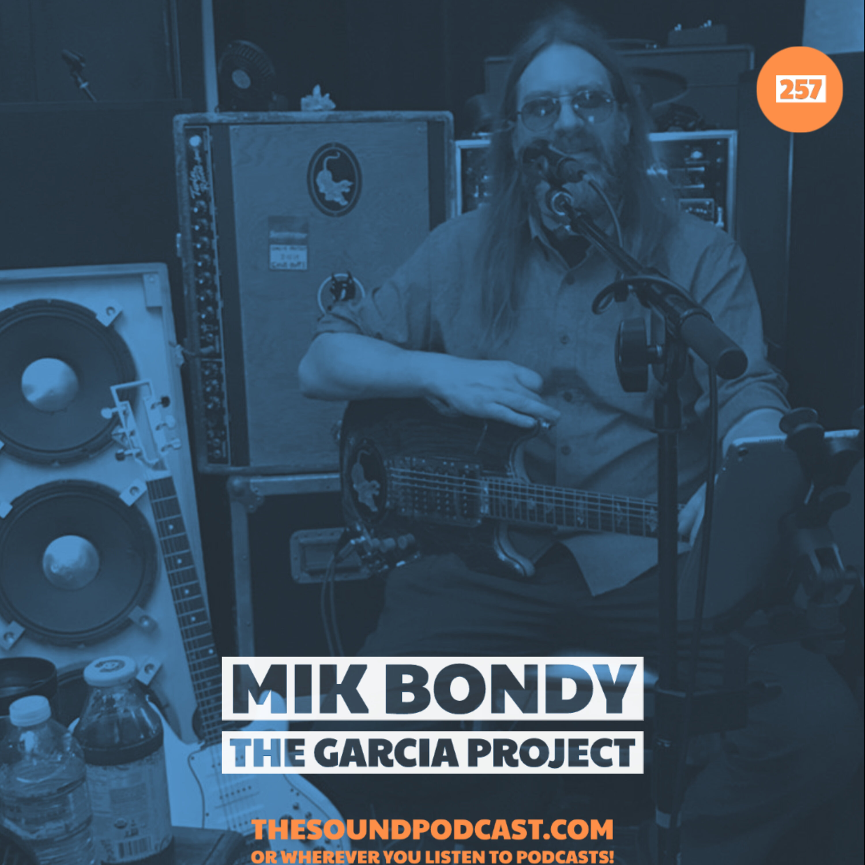 Mik Bondy of The Garcia Project