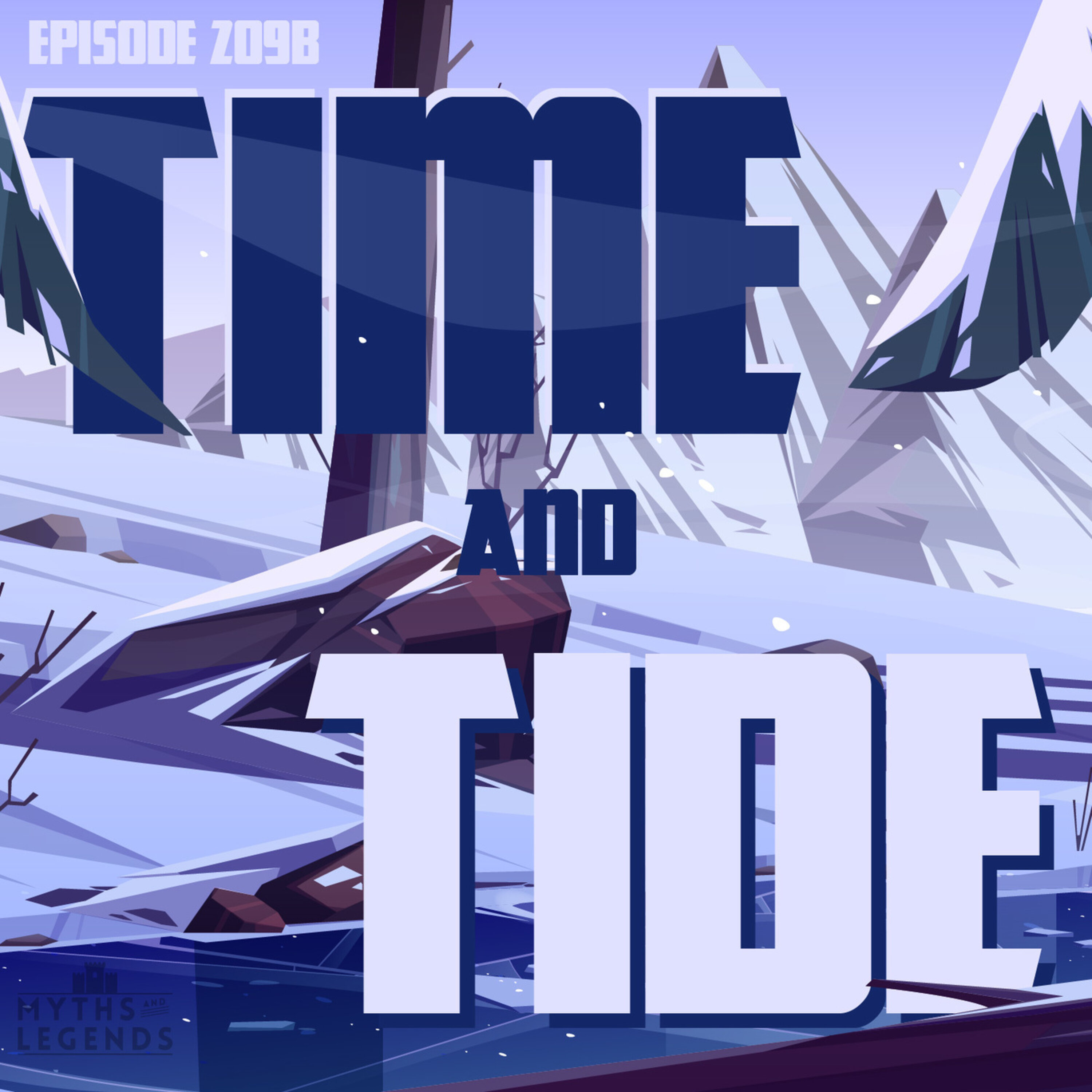 209B-Viking Legends: Time and Tide