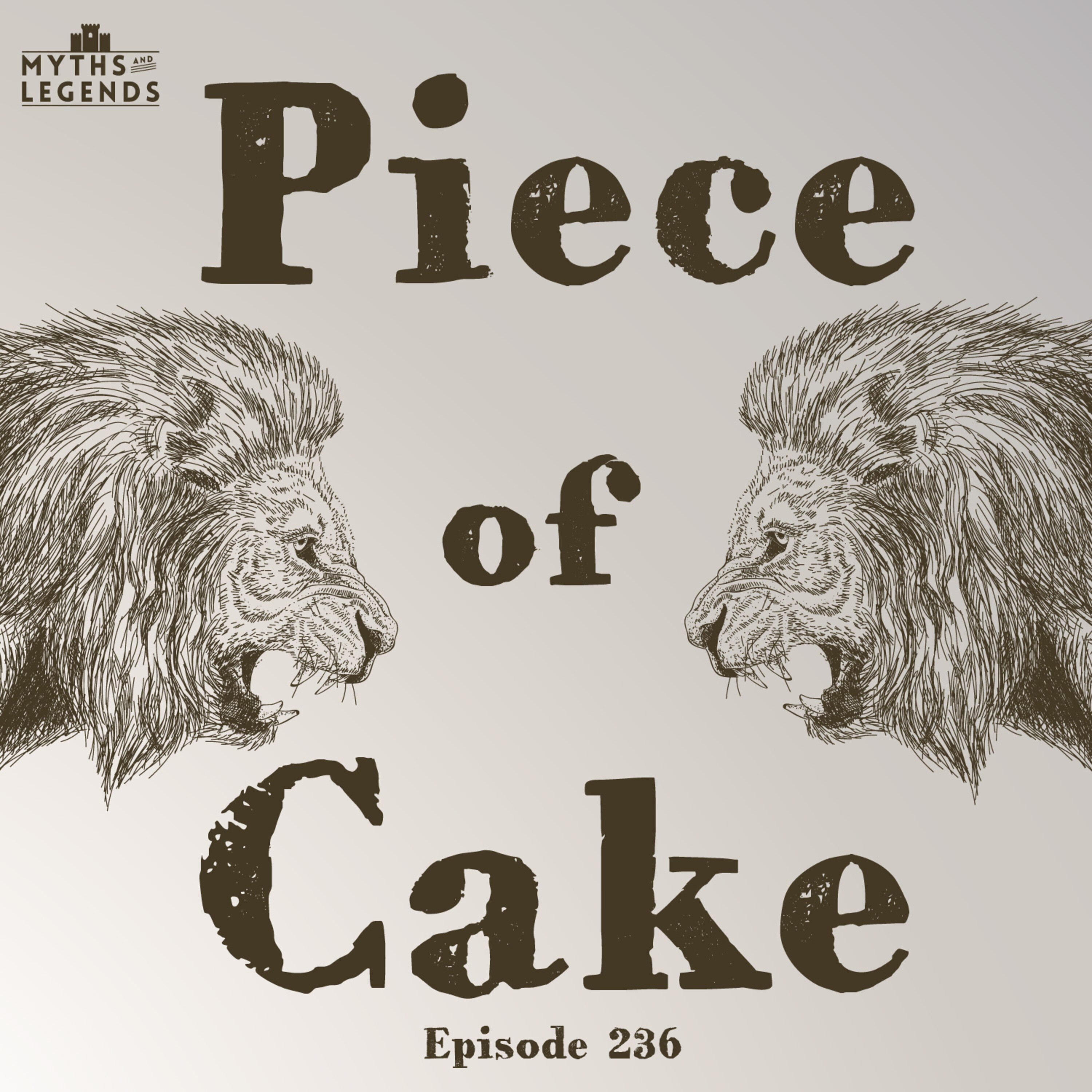 236-French Fairy Tale: Piece of Cake