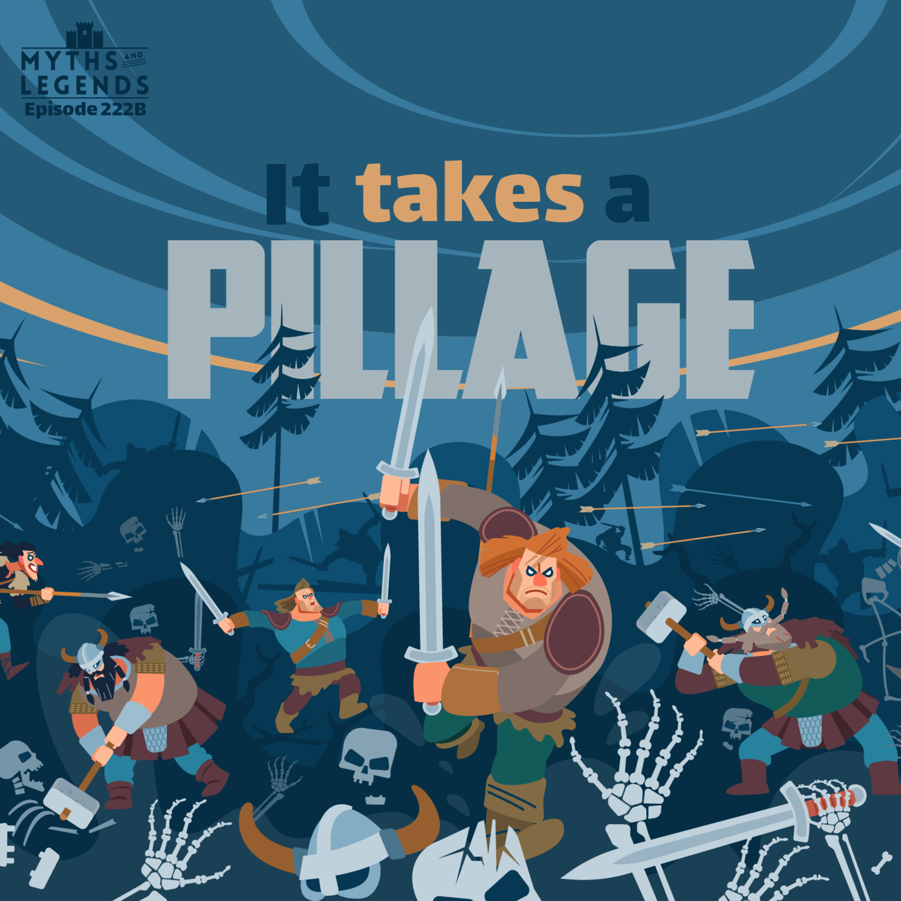 222B-Norse Legends: It Takes a Pillage