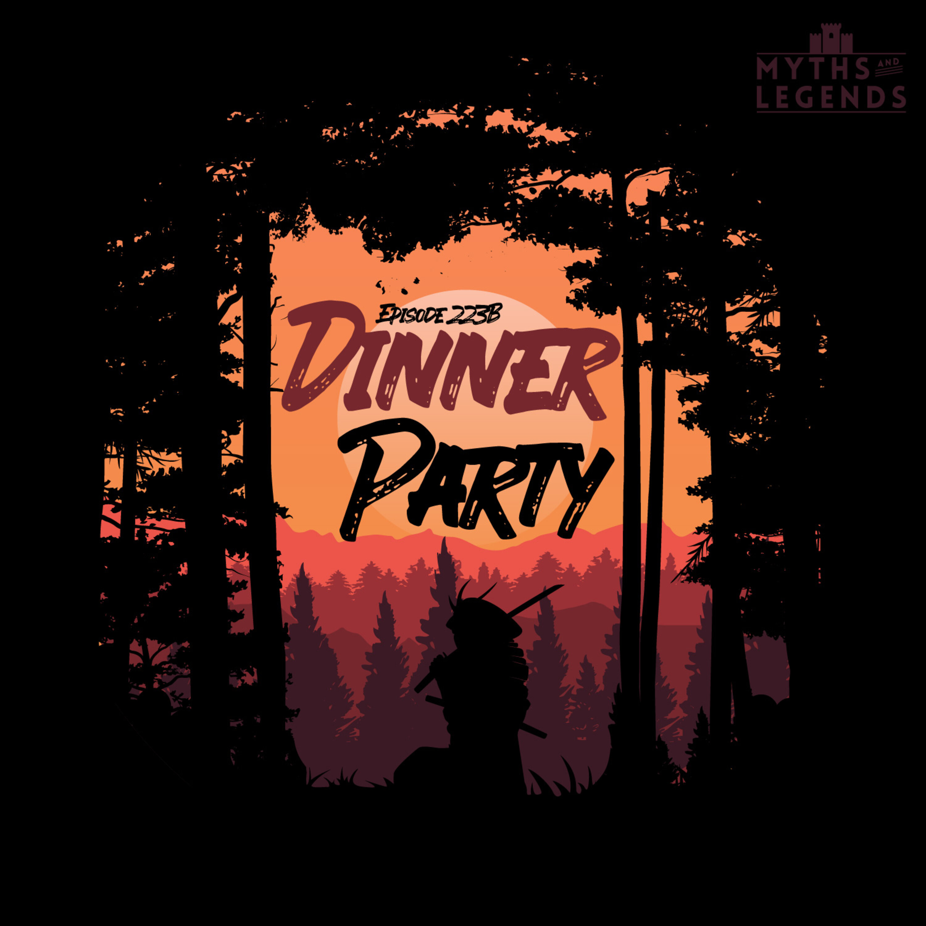 223B-Samurai Legends: Dinner Party