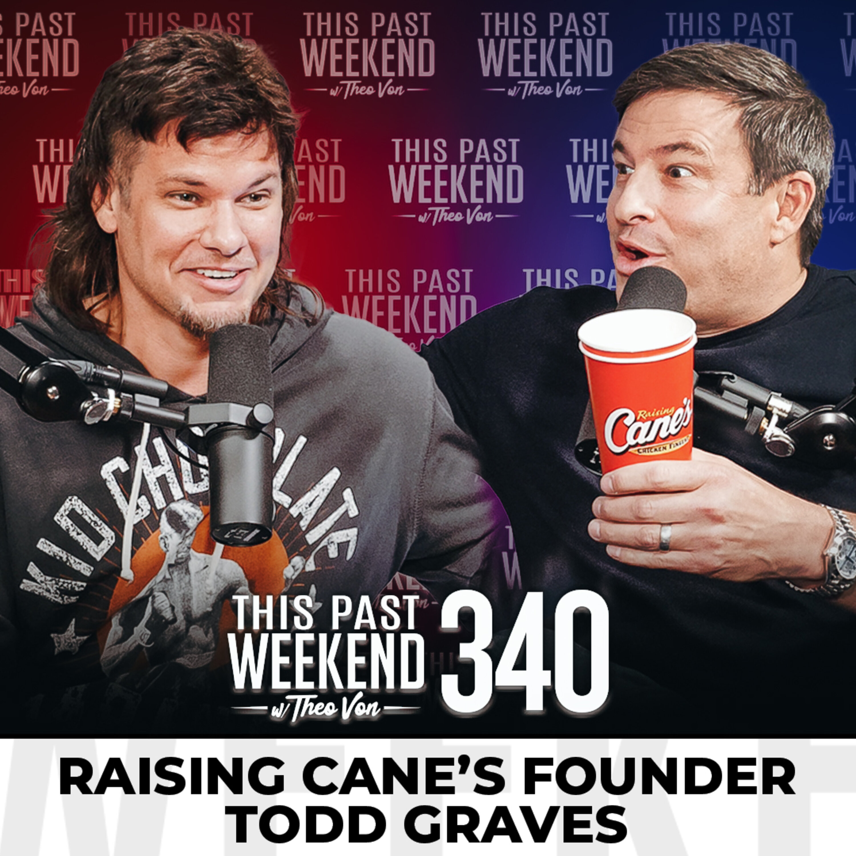 Raising Cane's Founder Todd Graves