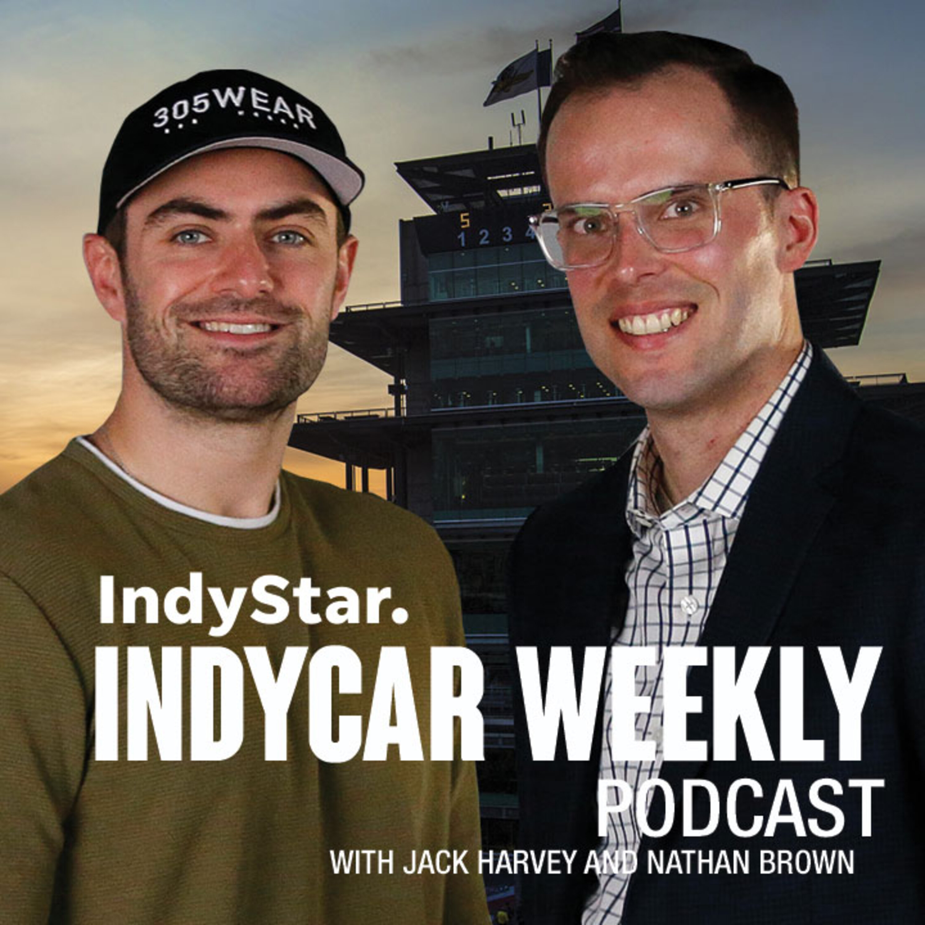IndyCar Weekly with Jack Harvey: St. Pete. recap, Jack and Nathan look ahead to Texas