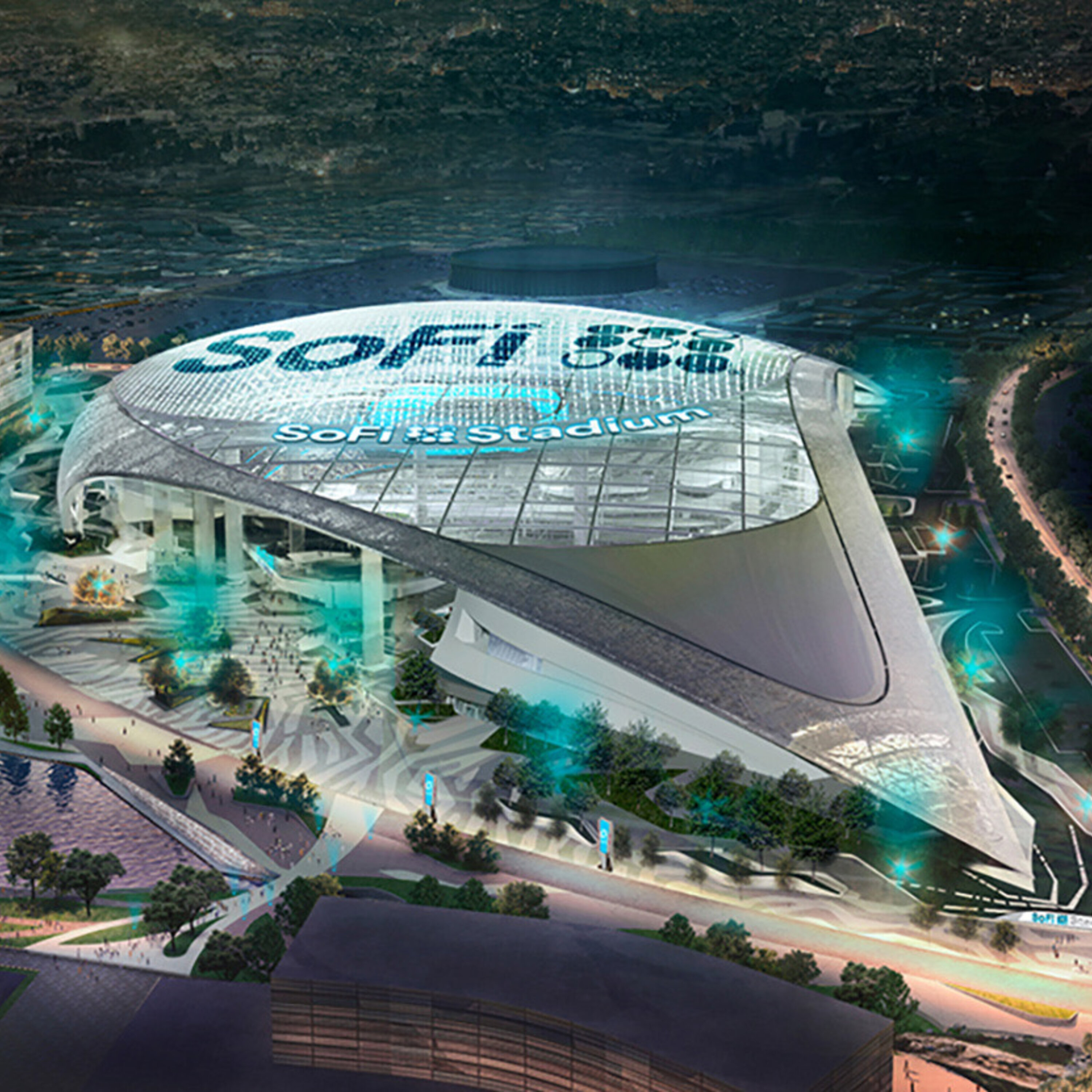 Stadiums of the Future