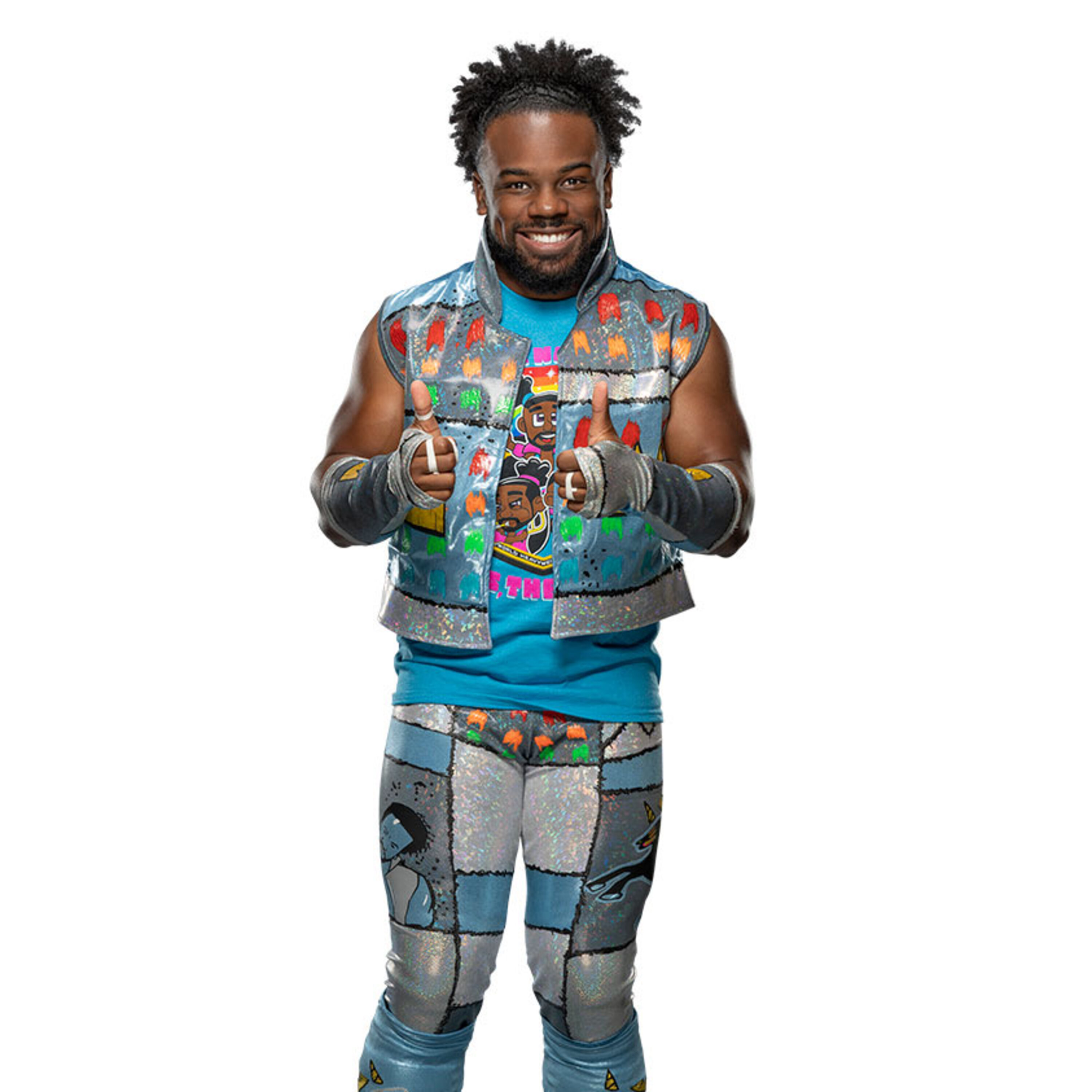 Wrestling the Pandemic, with WWE's Xavier Woods