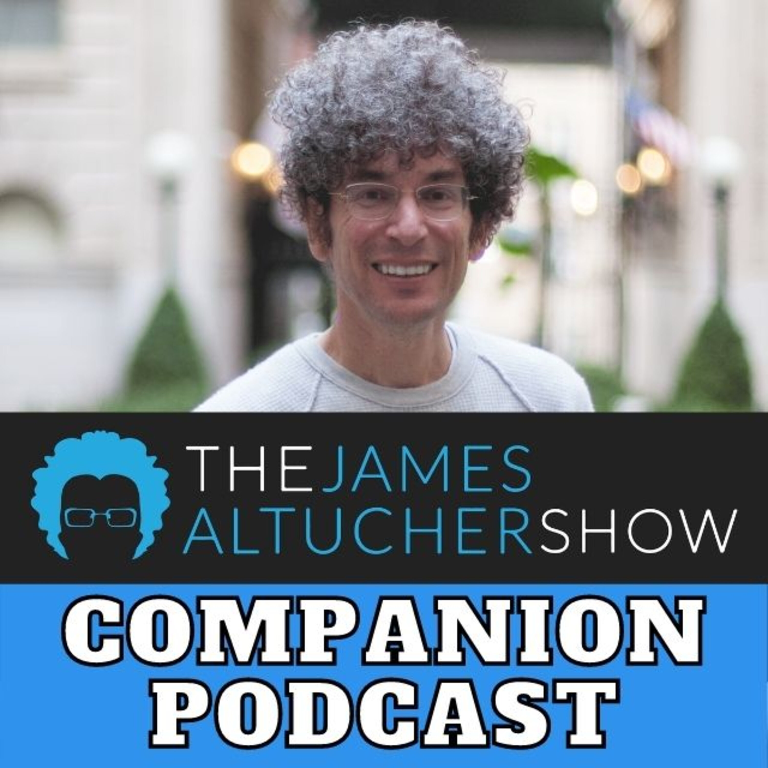 The Companion Podcast Episode 05: Jay got scammed in Crypto? Nathan told his love story and Jen Glantz crashed the live taping!?