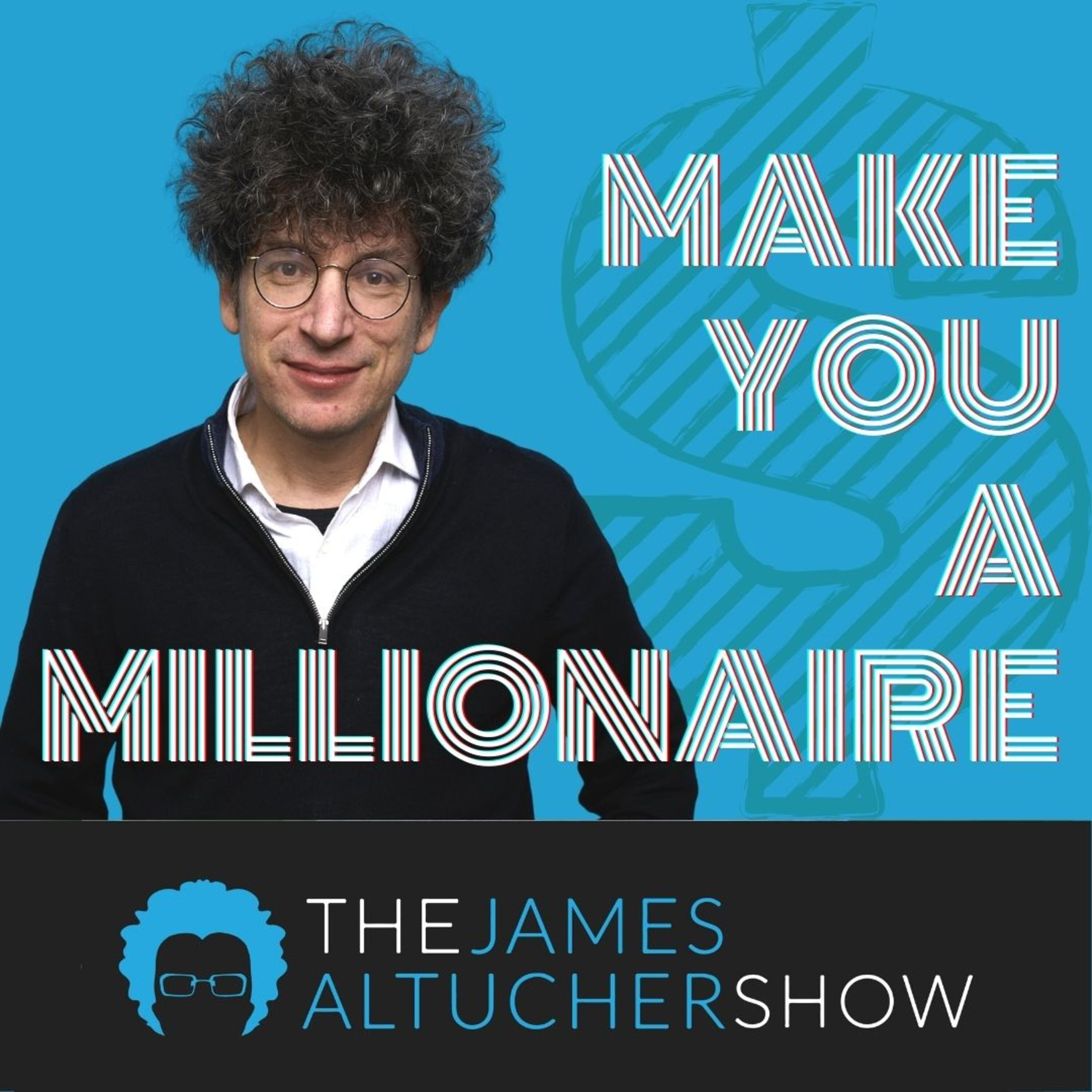 Make You a Millionaire! Jen Glantz EP03: This is why you make 10 ideas a day's list!