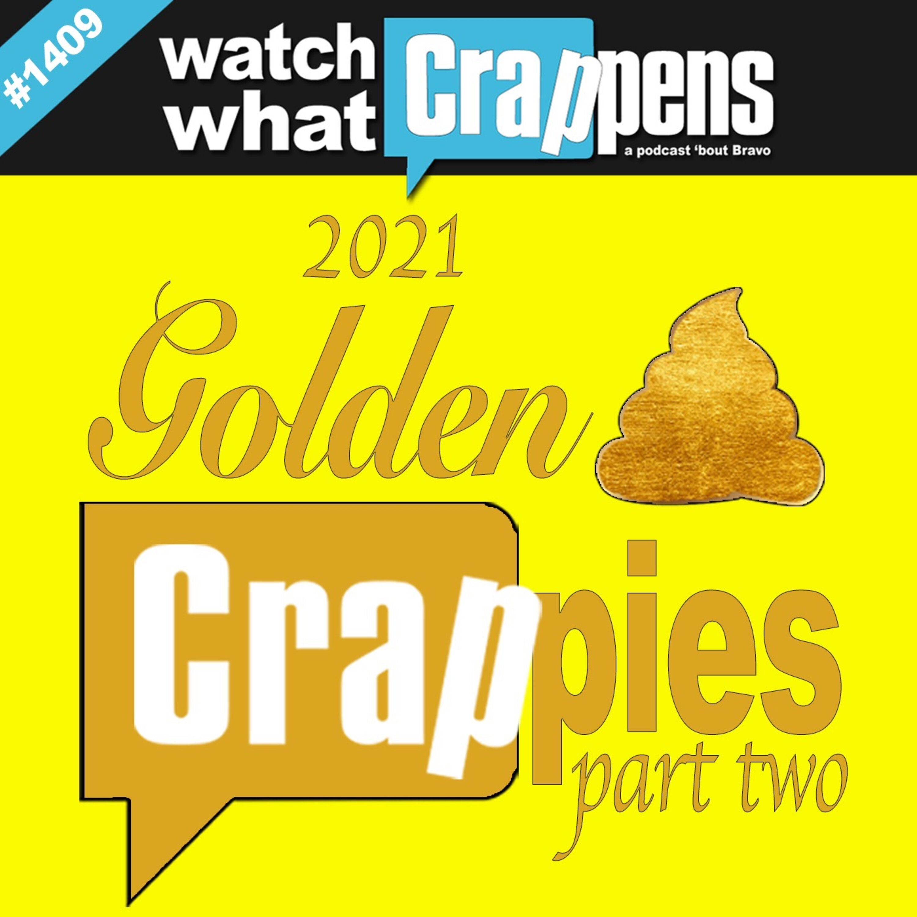 2021 Golden Crappies Part Two