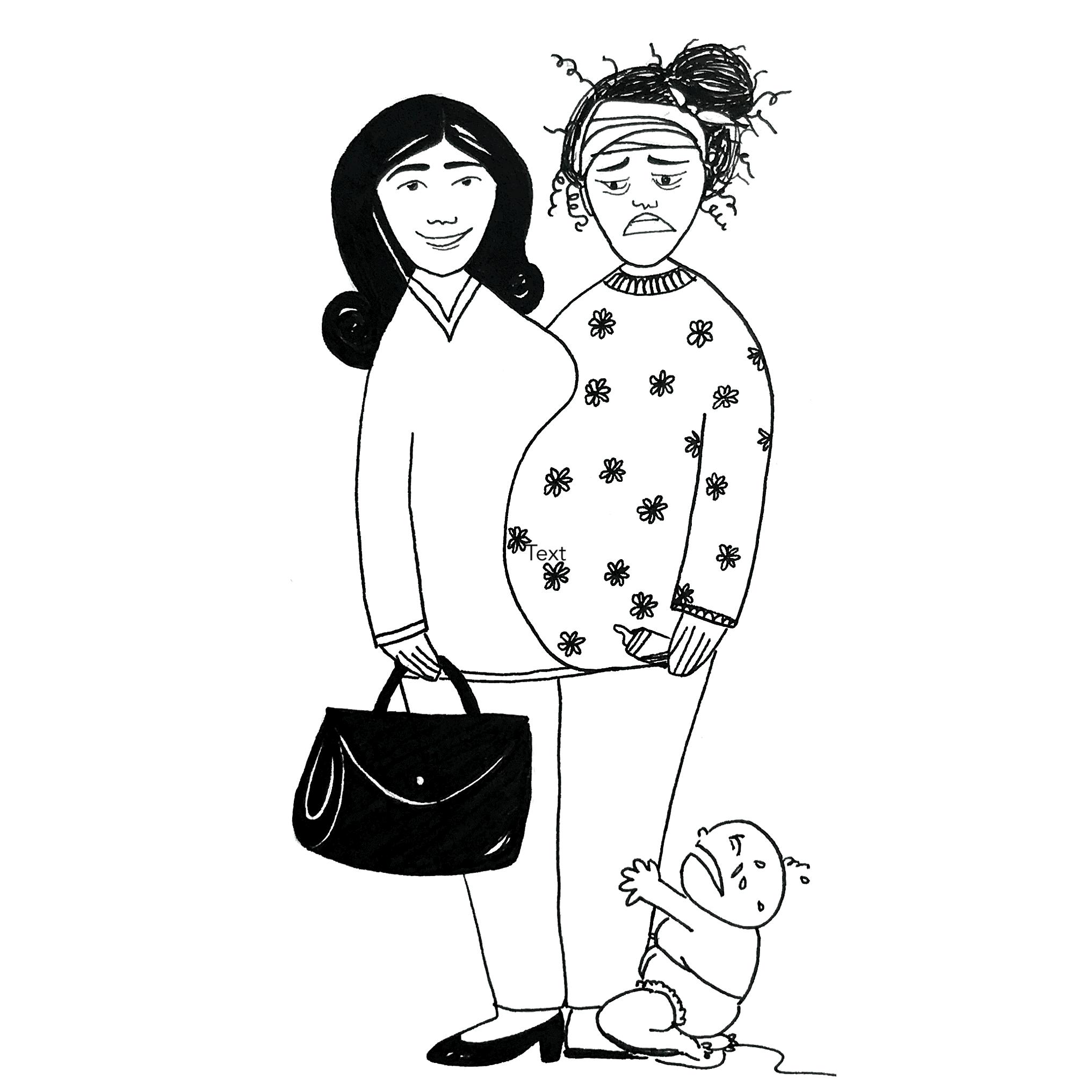 قالب الأمومة السعيدة (الموسم ٣ الحلقة ٢)
