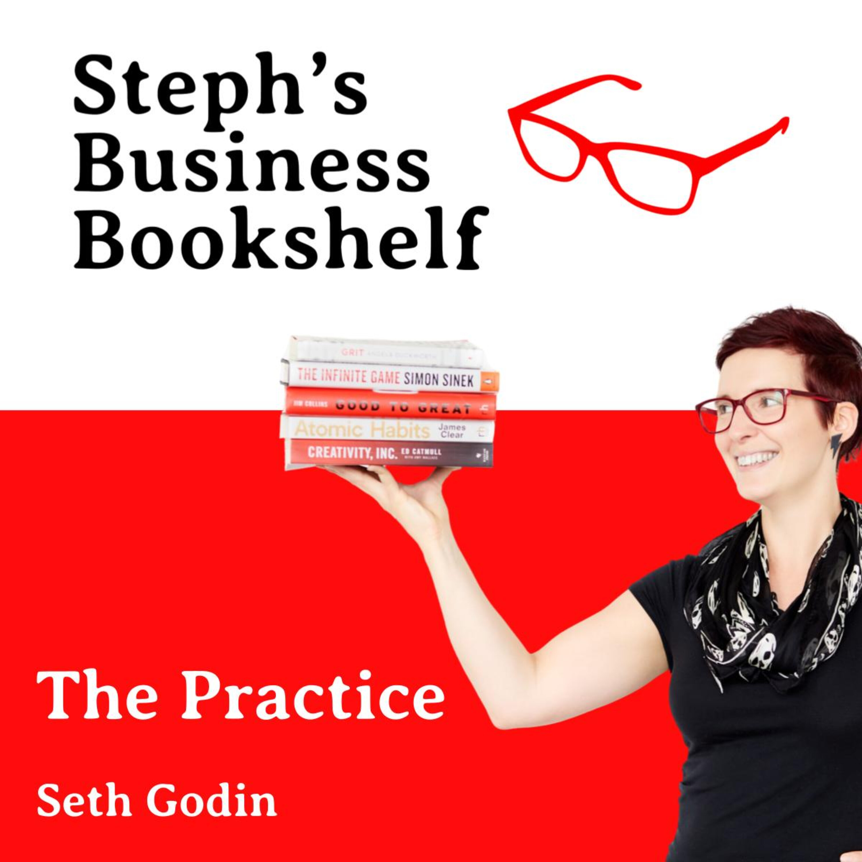 The Practice by Seth Godin: Why everything you thought you knew about creativity is wrong