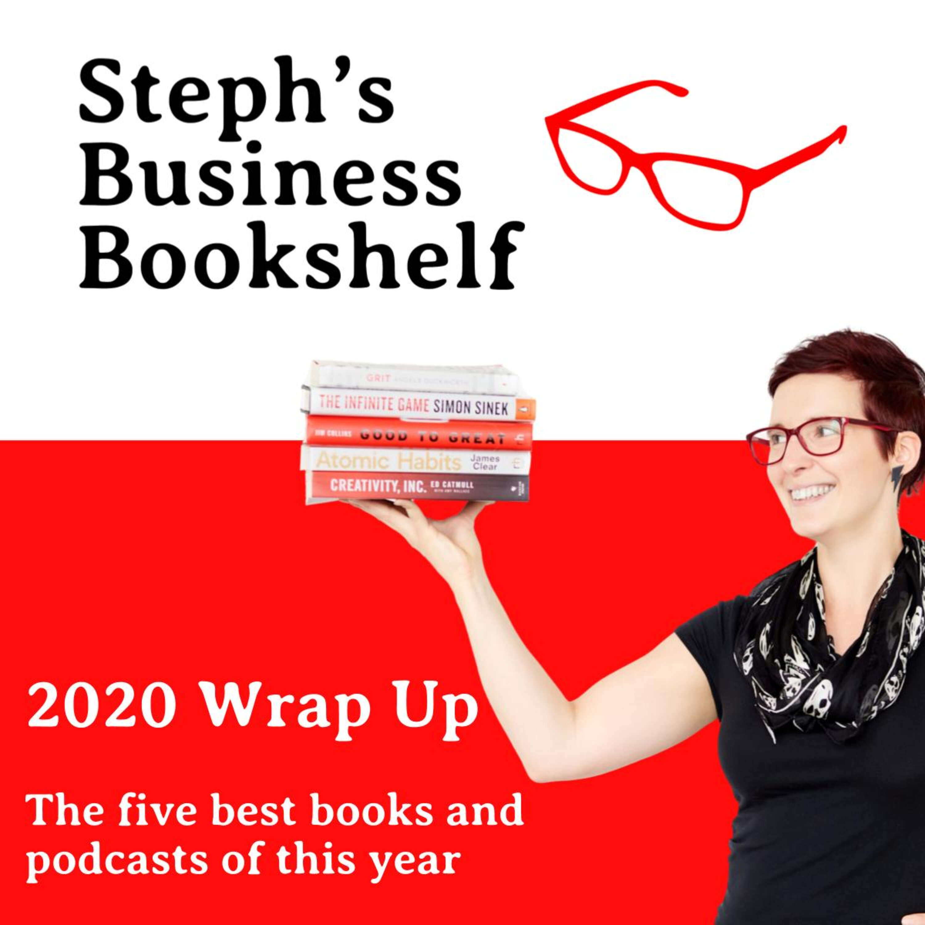 2020 Wrapped Up: The five best books and podcasts of this year