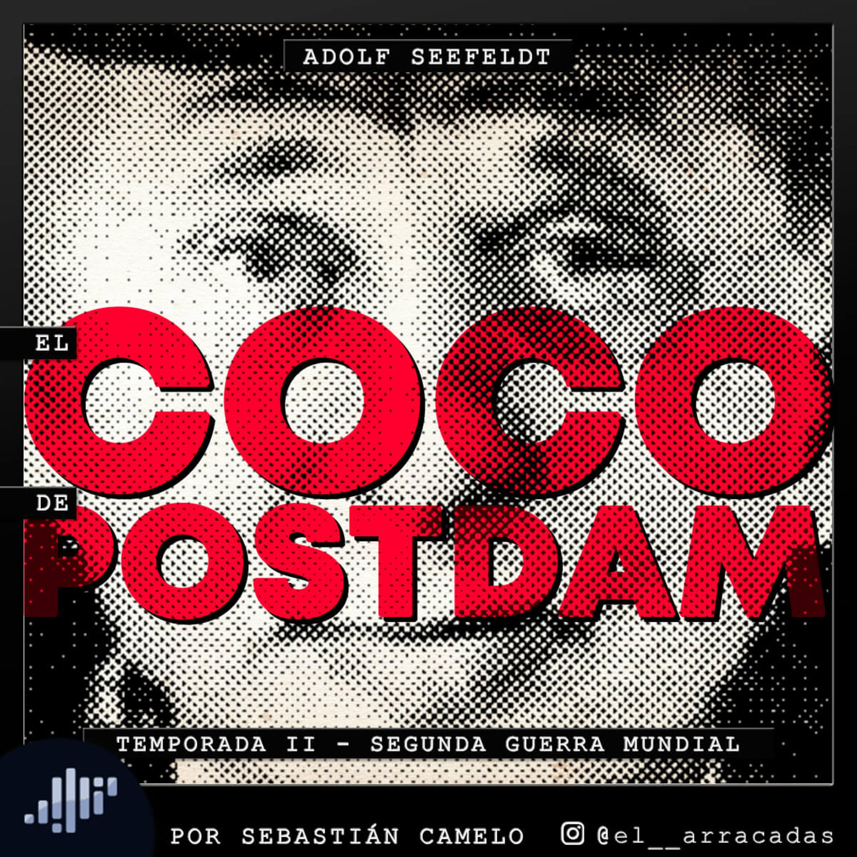 Serialmente: Adolf Seefeldt   El Coco de Postdam