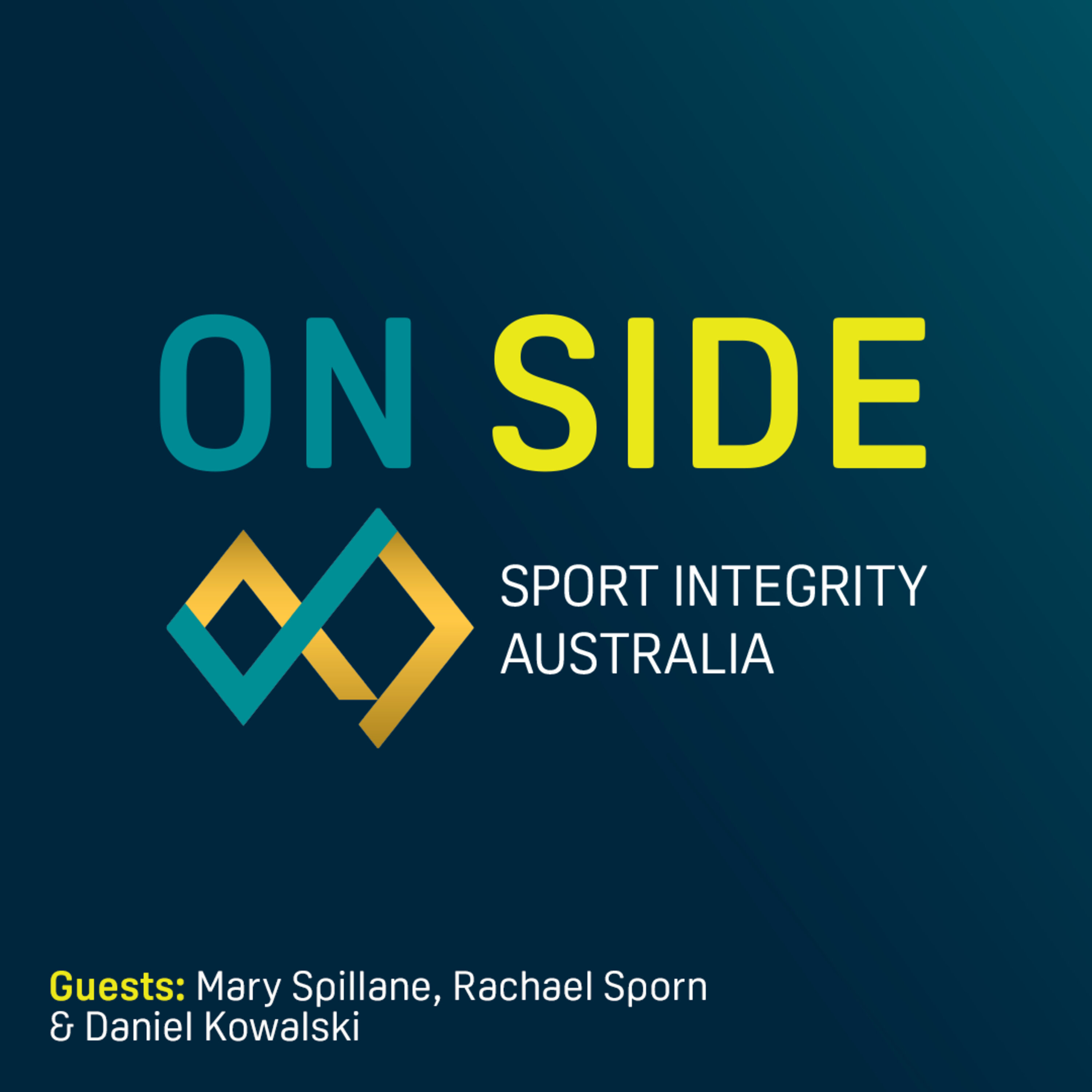 Sport and mental health with Mary Spillane, Rachael Sporn and Daniel Kowalski