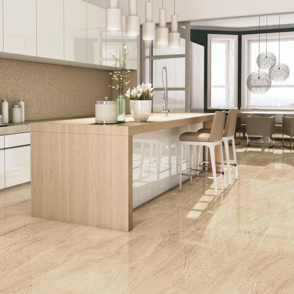 Escolha do piso ideal para cozinha