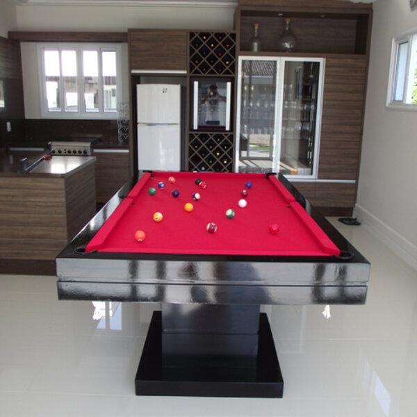 Quem nunca sonhou em ter uma sala de jogos em sua casa?
