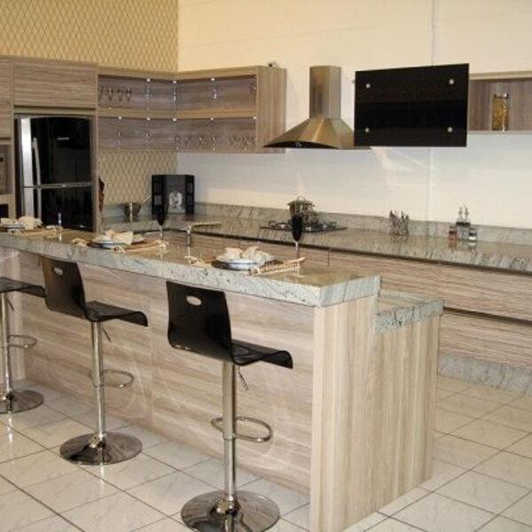 Bancada ideal para sua cozinha