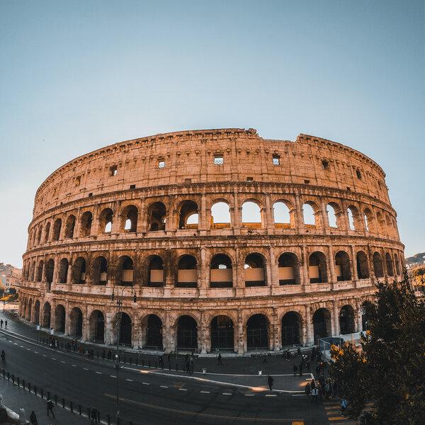 As curiosidade de Roma