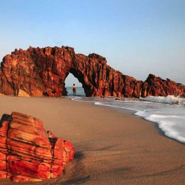 O ensolarado e alegre Estado do Ceará