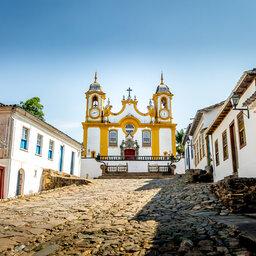 O Brasil é imenso e vamos falar de mais cidades históricas!