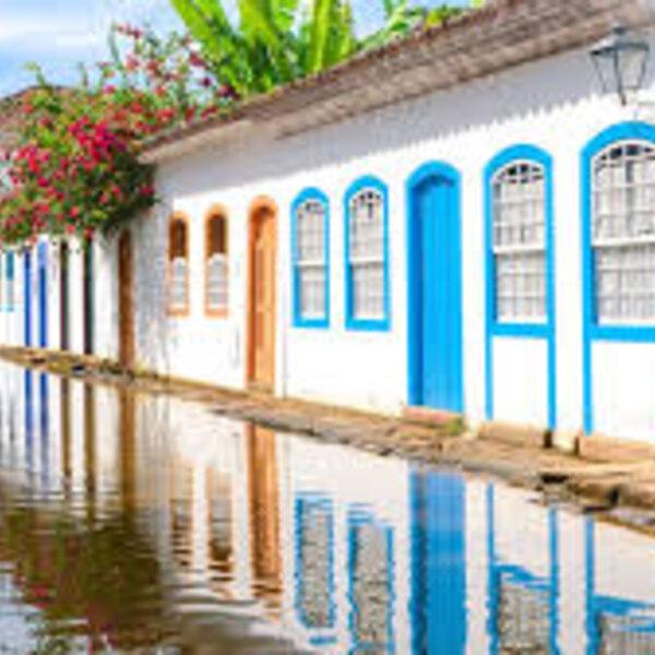Desfrute o que há de melhor em Paraty, no Litoral Sul Fluminense!