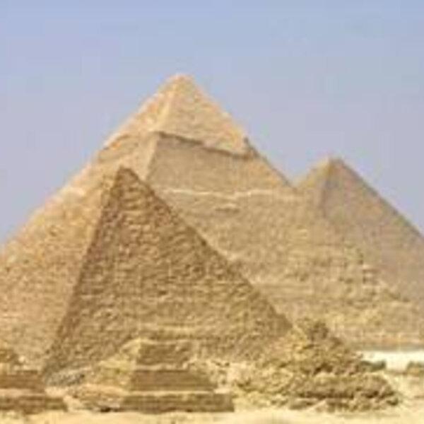 As 7 Maravilhas do Mundo Antigo