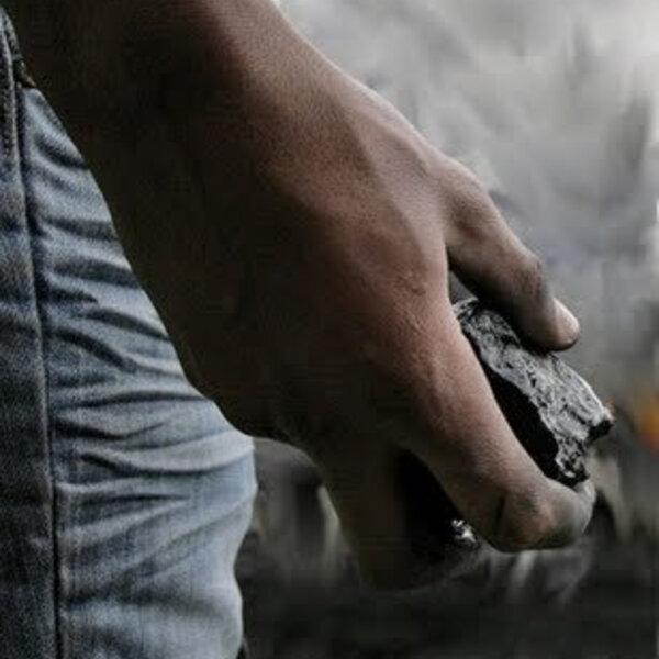 Pense antes de atirar a primeira pedra. Ninguém vai precisar pedir desculpas a ninguém.