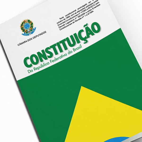 Constituição vale mais que votos! A legitimidade dos votos não se sobrepõe à legitimidade da Constituição