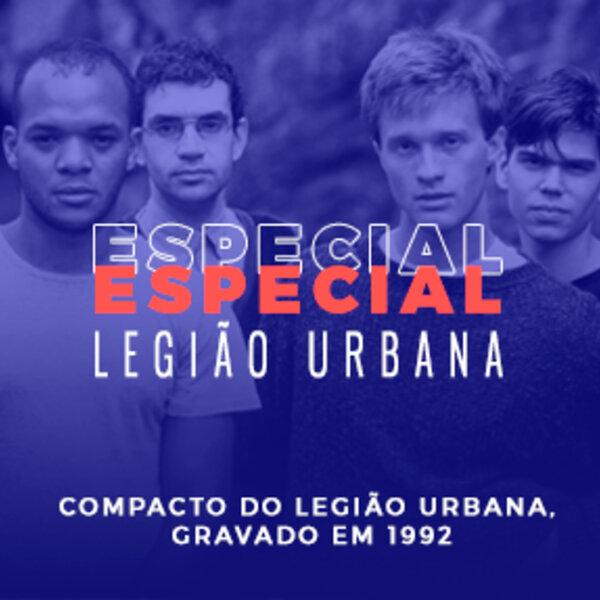 Legião Urbana ao vivo nos estúdios da Rádio Cidade FM - 1992 (Parte 2 de 3)
