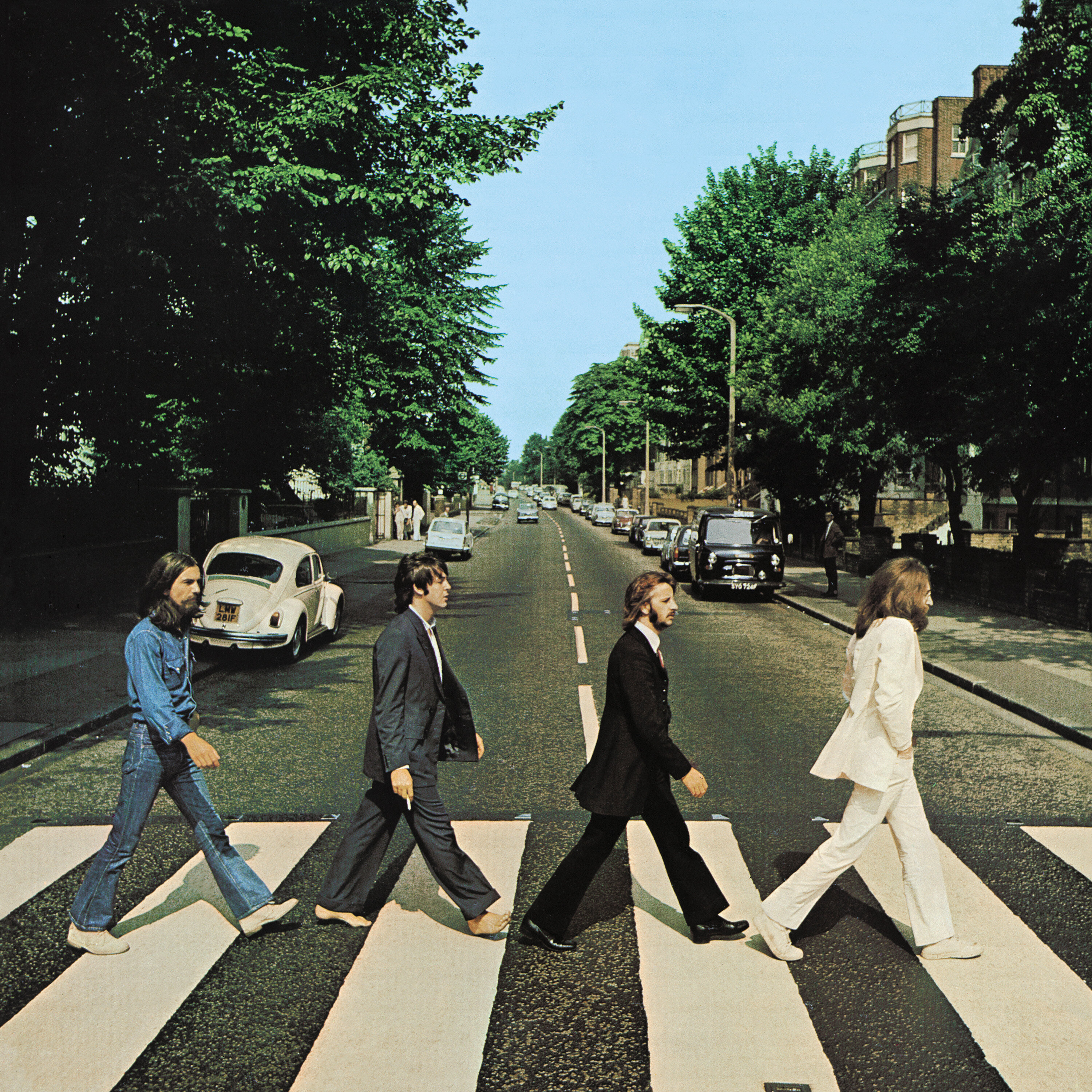 Especial Abbey Road - The Beatles