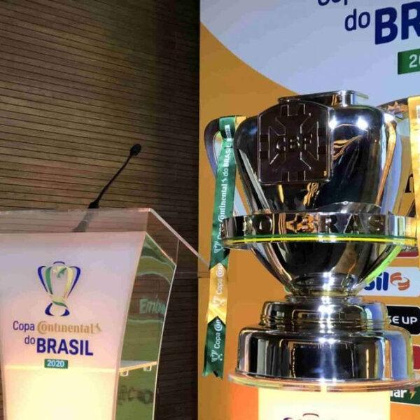 Os jogos decisivos das quartas de final da Copa do Brasil