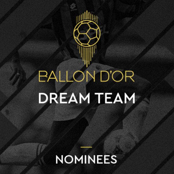 Qual é o melhor time da história? France Football lança Bola de Ouro Dream Team