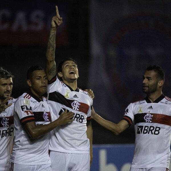 O Flamengo deve ou não poupar alguns jogadores?