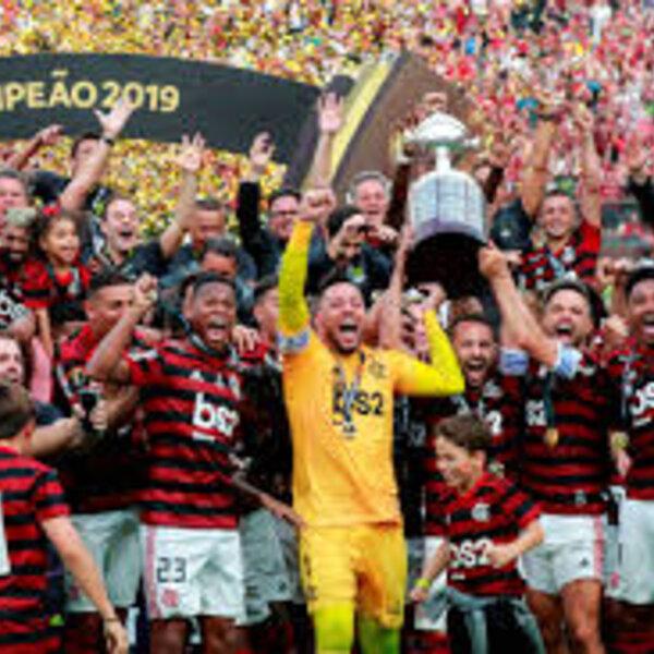 Flamengo comemora 1 ano do bi da Libertadores