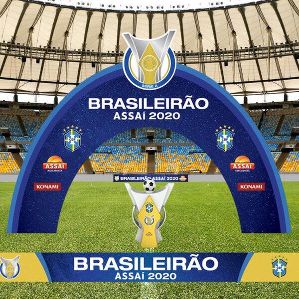 O panorama da 13ª rodada do Brasileirão