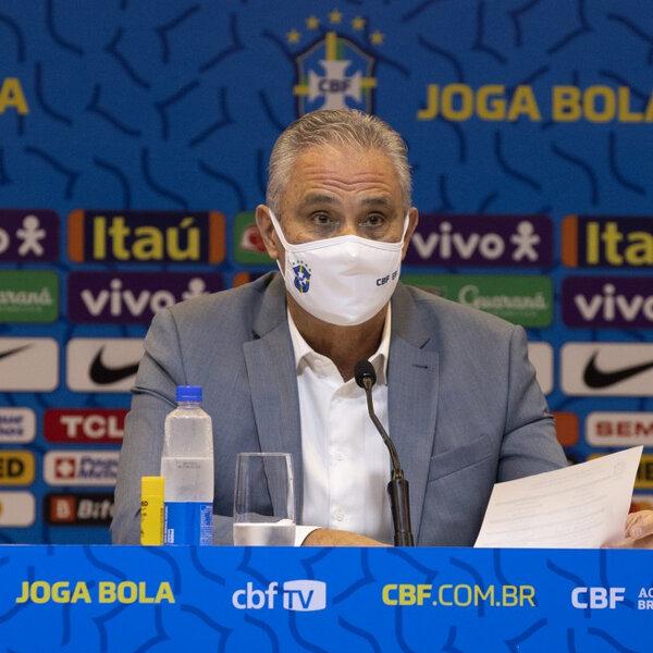 Convocação da Seleção Brasileira para os próximos jogos das Eliminatórias