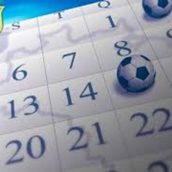 Calendário do futebol e volta aos campos