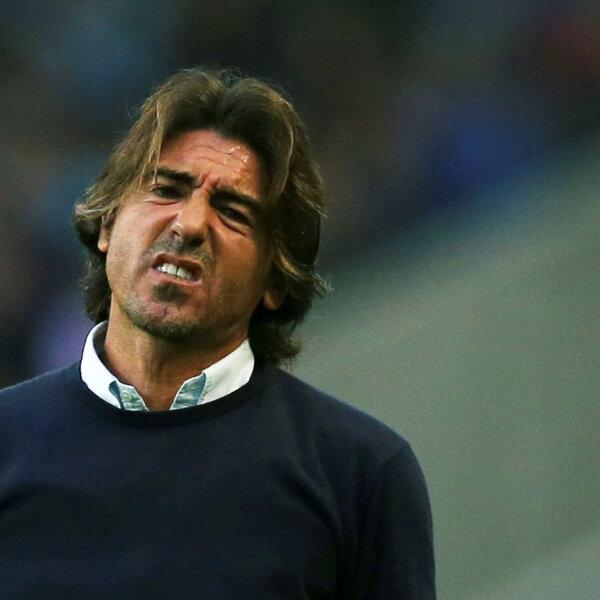 A pressão pela demissão de Ricardo Sá Pinto, técnico do Vasco
